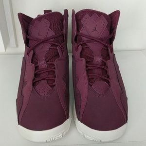 3d423e4f63d Jordan Shoes - Air Jordan Jordan True Flight, Boys 6, Burgundy